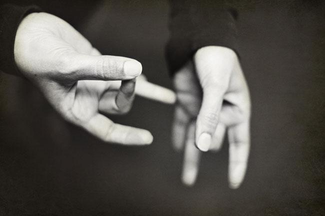 Mites de la llengua de signes